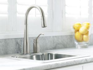 Kohler Simplice faucet